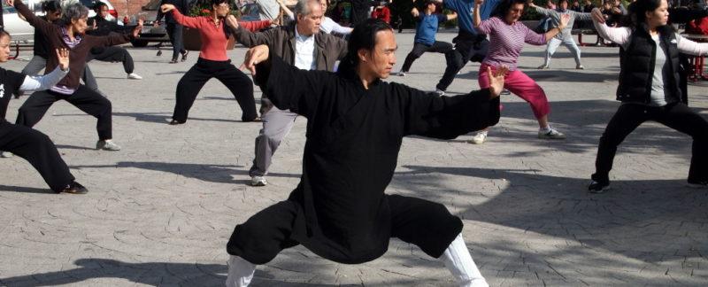 Mistrz Wudang Tai Chi w łodzi i Warszawie
