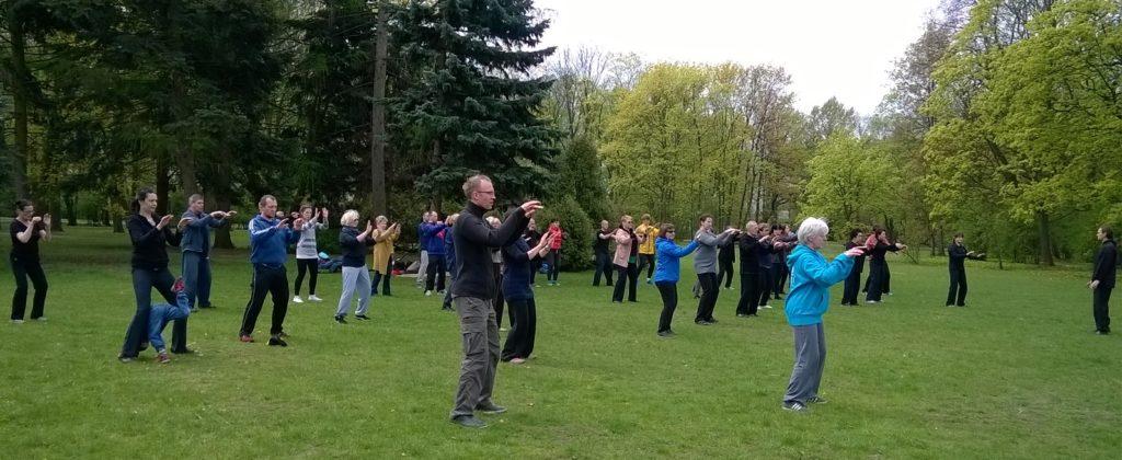 ćwiczenia TAi Chi w domu Warszawa